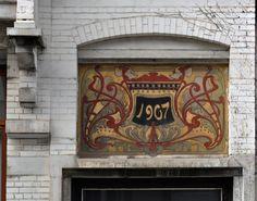 gustave strauven art nouveau brussels rue de la consolation