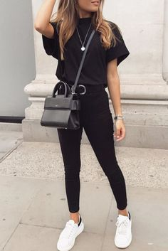 Tall Fashion Tips .Tall Fashion Tips Mode Outfits, Edgy Outfits, Cute Casual Outfits, Simple Outfits, Fashion Outfits, Fashion Tips, Fashion Ideas, Fashion Hacks, Casual College Outfits