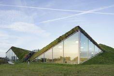 Biesbosch Museum designed by Studio Marco Vermeulen