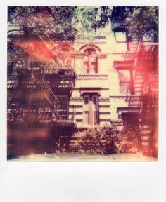 Polaroid 600, New York, May 2011.