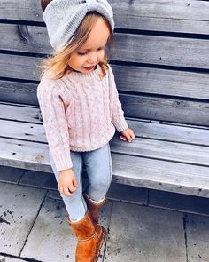 Mom to Amelia and Bianca 👧🏼👧🏼 Fall Toddler Outfits, Girls Winter Outfits, Cute Little Girls Outfits, Girls Winter Fashion, Cute Kids Fashion, Toddler Fashion, Little Girl Fashion, Boy Fashion, Cute Girls