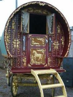 Gypsy Wagons, Caravans &Tiny Houses