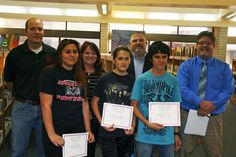 Morenci High School students voluntarily attended a weeklong intersession program during the fall break to work on essential standards and improve academic standards. Students were recognized for their efforts at
