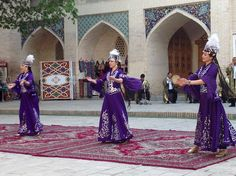 Good Manners:  Dancing in Central Asia