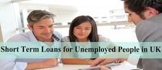 The financial condition of an unemployed person goes weak because of his permanent source of income. It will not be possible for him to get loans easily, but now such a person can gain easy unsecured unemployed loans without a guarantor and the upfront charges spite of bad credit history. The short term loans for unemployed will help you to pay your pending bills, medical expenses. To know more on these loans, click on: http://www.metroloans.uk/loans-for-unemployed.html