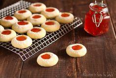 Pasticcini natalizi, ricetta biscotti di Natale con marmellata