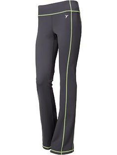 Women's Performance Stretch Active Boot-Cut Pants