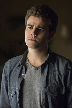 """The Vampire Diaries -- """"Do You Remember The First Time?"""" -- Image Number: -- Pictured: Paul Wesley as Stefan -- Photo: Bob Mahoney/The CW -- © 2014 The CW Network, LLC. All rights reserved. Vampire Diaries Stefan, Paul Wesley Vampire Diaries, Vampire Diaries Seasons, Vampire Diaries Cast, Vampire Diaries The Originals, Estefan Salvatore, Bae, Vampire Diaries Wallpaper, Vampire Dairies"""