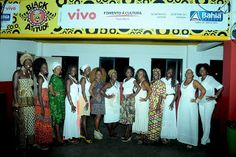 The Night of the Black Beauty: Salvador, Bahia black Carnaval group's yearly homage to the beauty of black women