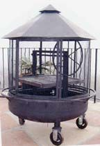 Love this BBQ pit!