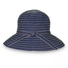 Navy - Sweet Sun Hat