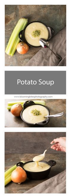Potato Soup - Creamy