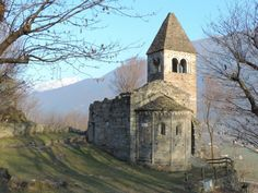 Abbazia di Vallate