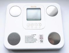 Analizator Tanita BC 730 dostepny jest także w eleganckim białym kolorze Cooking Timer, Aloe Vera