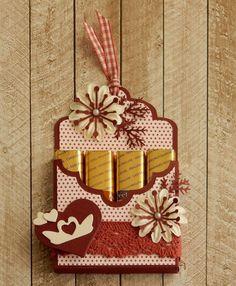 Merci doosje / Merci Gift Box / knutselen