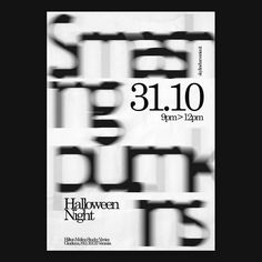 "Gefällt 204 Mal, 1 Kommentare - Maxim Dosca (@metagrafik) auf Instagram: ""* Poster 59 - Another year without Halloween Party. Let's invent it. * * 1346 * * * * *…"""