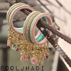 Fancy Gota Jewelery Designs to add Bling & Edge to your Look - NoGate Indian Jewelry Earrings, Indian Jewelry Sets, Jewelry Design Earrings, Silver Jewellery Indian, Hand Jewelry, Jewelery, Indian Bangles, Jewelry Tags, Egyptian Jewelry