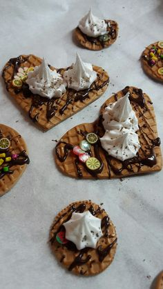 Biscotti e panna