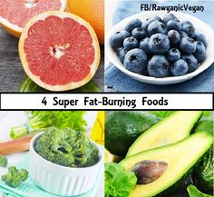 4 fat burning foods - This is super -