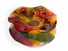 Kiln glass - Jon Stamford - Glass Design