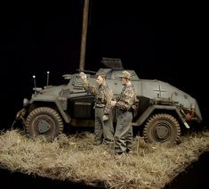 Dioramas and Vignettes: On patrol, photo #13