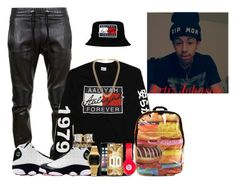 """""""Listen to in Class Aaliyah Happy Bday"""" by obey-957 ❤ liked on Polyvore featuring Balmain, Retrò, Casio, Kenneth Jay Lane and Beats by Dr. Dre"""
