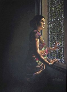 Realistic Art – Shashikant Dhotre | YouArts