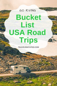 Let's go RVing in the USA! A full-time RV family shares their 10 favorite RV road trips in America. Read on to choose your perfect RV destination. Brisbane, Melbourne, Road Trip Map, East Coast Road Trip, Us Travel Destinations, Cairns, Tasmania, Philippines, Surf