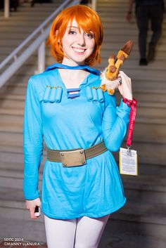 Nausicaa of the Valley of the Wind - #SDCC San Diego Comic Con 2014