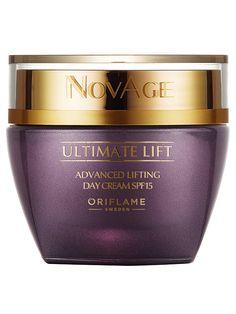 Crema de Día Efecto Lifting FPS 15 Ultimate Lift NovAge | Oriflame Centro América