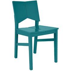 Cadeira de Jantar Carioquinha Azul Oceano - Orb
