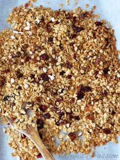 Homemade granola – delicious and very simply to make. I was looking at the homemade granola recipes lately and I had a huge craving for it. I noticed that many recipes include cinnamon, I wanted to make something totally different. Of course I love cinnamon and I made before granola with cinnamon, but there are...Read More »