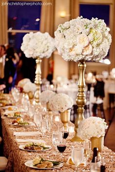 gold wedding - Google Search