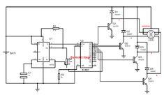 The post explains a submersible pumpset timer circuit