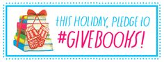 Make the Pledge to Give Books