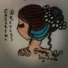 #ColorfulDrawings #ByLyVieira
