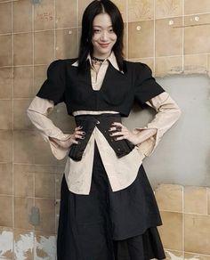 Sora Choi, Korean Fashion, Ballet Skirt, Photo And Video, Formal, Skirts, Model, Videos, Tops