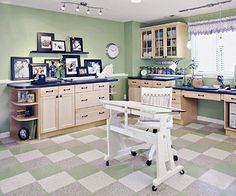 Scrapbooking Paradise, this would be nice!! dreaming