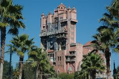 Hollywood Tower Of Terror - so much fun!!