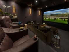 Home Theater Designs From CEDIA 2014 Finalists   Home Remodeling - Ideas for Basements, Home Theaters & More   HGTV