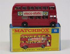 Lot 109 – Matchbox Lesney 1:75 Regular – Vintage Toys and Militaria 08 Jan 2014 http://www.candtauctions.co.uk/