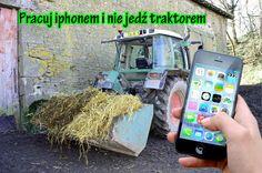 Pamiętaj: http://szukamepracy.pl/ #praca #smieszne #traktor #haha