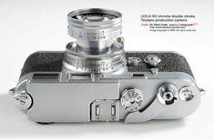 Leica M3 chrome, Prototype/Test/Pre-launch Model. Year: 1954