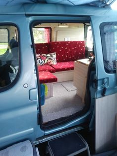 Minivan Camper Conversion, Car Camper, Mini Camper, Micro Campers, Renault Kangoo Camper, Berlingo Camper, Ford Transit Connect Camper, Citroen Van, Van Conversion Interior