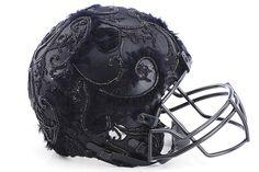 CFDA Members Design 'Haute Couture' Football Helmets - Slideshow Marchesa