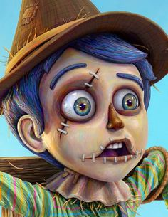 Scarecrow by Jim McKenzie