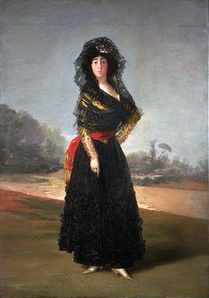The Duchess of Alba
