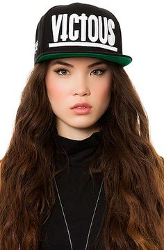 3218a352c0b68b Civil Hat Vicious Snapback in Black - Karmaloop.com Streetwear Fashion