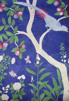 Fromental chinoiserie wallpaper ... Fabulous