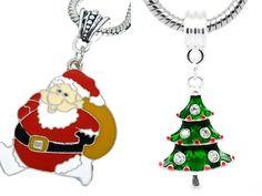 "Pro Jewelry"" Christmas Tree & Santacross Charm Dangle w/ Enamel & 5 Crystals "" for Snake Chain Charm Bracelets Pro Jewelry http://www.amazon.com/dp/B00FLT3BSS/ref=cm_sw_r_pi_dp_oz58tb0QY193N"
